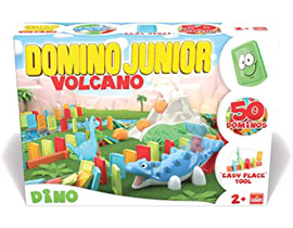 DOMINO JUNIOR DINO VOLCÁN