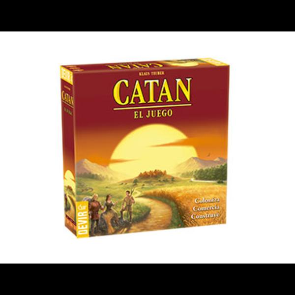 CATÁN castellano