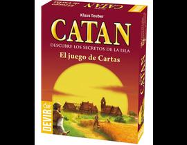 CATAN CARTAS - EL JUEGO