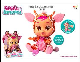 BEBÉS LLORONES 3 - GIGI