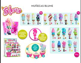 BLUME DOLL - muñecas