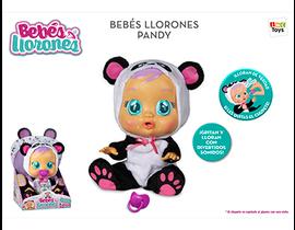 BEBÉS LLORONES 3 - PANDY