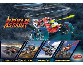 AIR HOGS HOVER ASSAULT RC