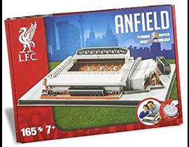 3D ANFIELD STADIUM - camp fútbol.