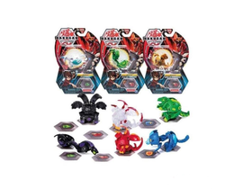 BAKUGAN ULTRA BOOSTER PACK