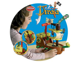TRICKY BARCO PIRATA
