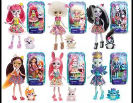 ENCHANTIMALS Blister - muñecas modelos diferentes-