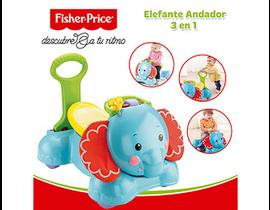 ELEFANTE ANDADOR 3 EN 1
