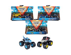 MONSTER JAM PACK DOBLE 1:64