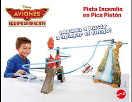 PISTA INCENDIO- PICO PISTÓN- PLANES