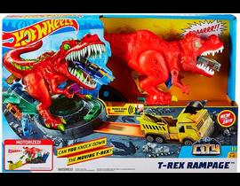T-REX RAMPAGE HW