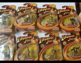 FIGURAS INDIANA JONES - diferentes modelos