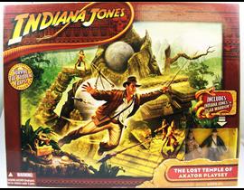 INDIANA JONES -  KINGDOM CRYSTAL SKULL