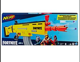 NERF FORTNITE AR