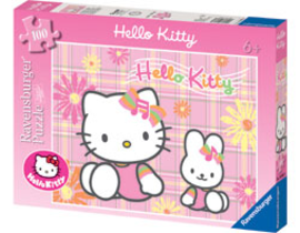 100 HELLO KITTY