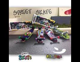 T.D. STREET SKATE   X20