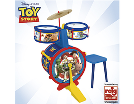 BATERIA C/BANQUETA TOY STORY