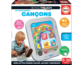 EDUCA TOUCH BABY PRIMERES CANÇONS