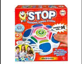 STOP. PERSONA, ANIMAL O COSA
