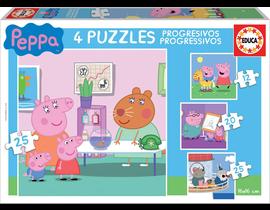 12-16-20-20 PROGRESIVOS PEPPA PIG