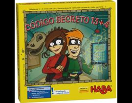 CÓDIGO SECRETO 13 + 4 - ESP