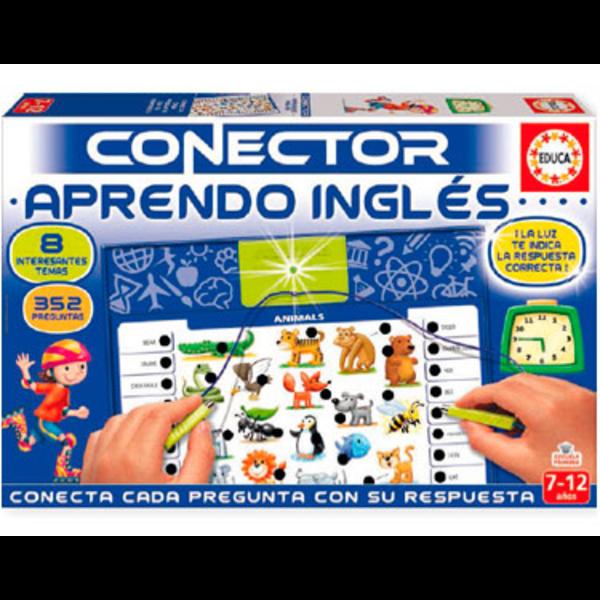 CONECTOR APRENDO INGLÉS