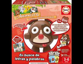 ANIMALISTO DOC EL PERRITO (LETRAS)