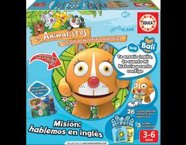 ANIMALISTO BALI LA GATITA (INGLÉS)