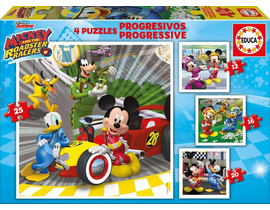PROGRESIVOS MICKEY & THE ROADSTER RACERS 12-16-20-