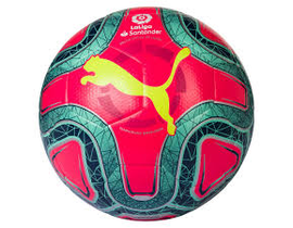 BALON FUTBOL LFP Puma -rojo Hinvierno