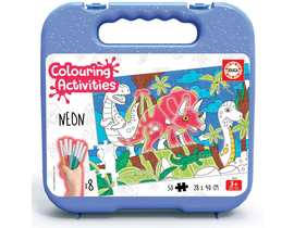 50 DINOSAURIOS COLOURING ACTIVITIES