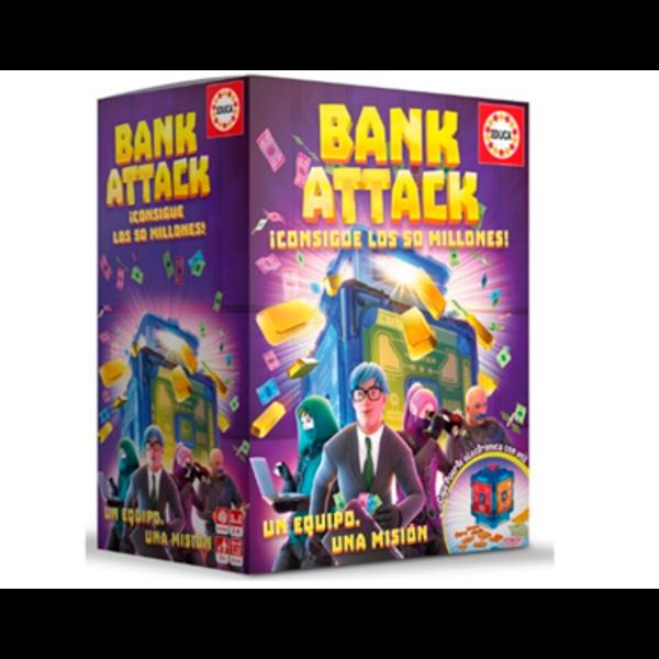 BANK ATTACK - juego