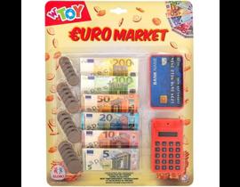 EUROS blister + calculadora y targeta
