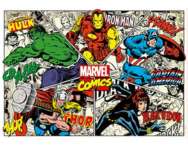 1000 MARVEL COMICS