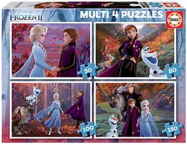 MULTI 4 FROZEN 2 50-80-100-150