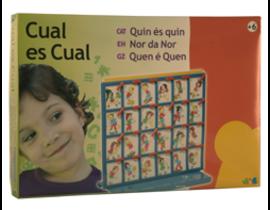 CUAL ES CUAL