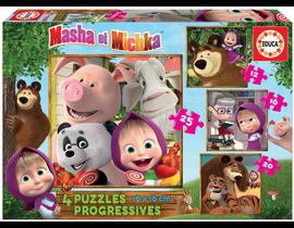 PROGRESIVOS MASHA & MICKA