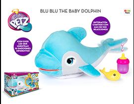 BLU BLU - delfin