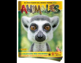 ALBUM ANIMALES 2020