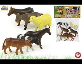 ANIMALES GRANJA BOLSA 6