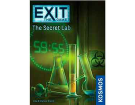 EXIT 3-EL LABORATORIO SECRETO