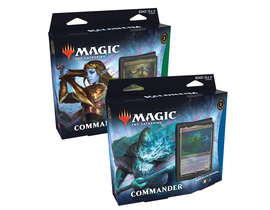 MAGIC MAZOS DE COMMANDER DE KALDHEIM