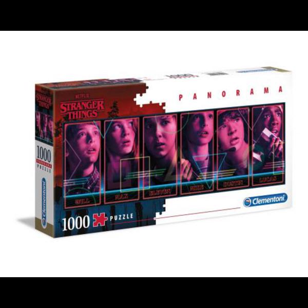 1000 PANORAMA COLLECTION STRANGE THINGS