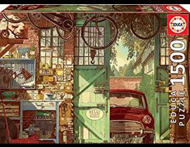 1500 OLD GARAGE, ARLY JONES