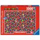 1000 PZ CHALLENGE SUPER MARIO