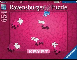 654 KRYPT PINK - puzzle