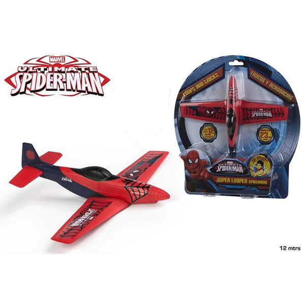 AVION SUPER LOOPER - SPIDERMAN