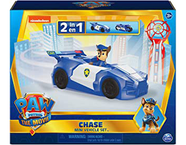 PAW P. VEHICULO CHASE
