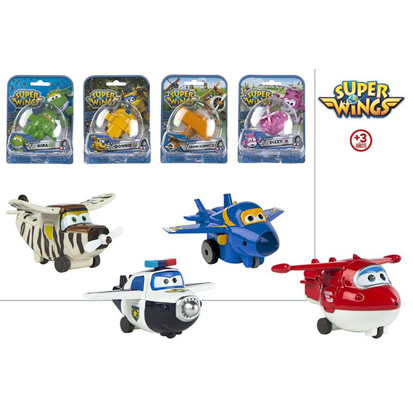 SUPERWINGS - blister