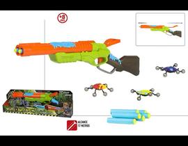 RIFLE ZURU ATTACK - rifle